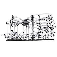 Spacerail Level 5 (231-5) 32000MM 트랙 레일 자동차 트랙 세트 대리석 트랙 세트 빌딩 키트 코스터 완구 설치자 세트 교육용 장난감 장난감 DIY 아동 Teen 조각