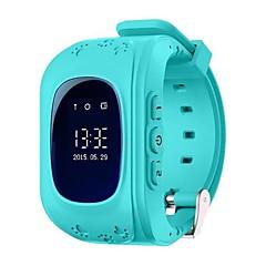 tanie Inteligentne zegarki-Inteligentny zegarek Q50-G na Android Bluetooth GPS Wielofunkcyjne Krokomierz Powiadamianie o połączeniu telefonicznym Rejestrator aktywności fizycznej Rejestrator snu / Budzik / Czujnik grawitacji