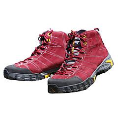 Tênis de Corrida Sapatos de Montanhismo Mulheres Anti-Escorregar Á Prova-de-Chuva Vestível Respirabilidade Esportes Relaxantes Camurça