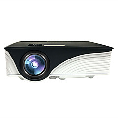 Factory OEM GP-12 WiFi LCD Miniprojector WVGA (800x480)ProjectorsLED 800