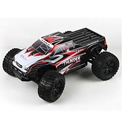 billige Fjernstyrte biler-Radiostyrt Bil JJRC 10427-S 2.4G 4WD Høyhastighet Driftbil Buggy (Off- Road) * KM / H Fjernkontroll Oppladbar Elektrisk