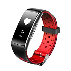 cheap Smartwatches-Z11 Smart Bracelet Smartwatch Android iOS Bluetooth Bluetooth Touchscreen Calorie Counters Fitness Trackers Pulse Tracker Pedometer Call Reminder Activity Tracker Sleep Tracker / Sedentary Reminder