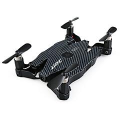 billige Fjernstyrte quadcoptere og multirotorer-RC Drone JJRC H49WH 4 Kanal 2.4G Med HD-kamera 720P Fjernstyrt quadkopter En Tast For Retur / Hodeløs Modus / Sveve Fjernstyrt Quadkopter