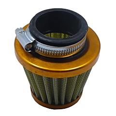 tanie Części do motocykli i quadów-44mm wysokowydajny filtr powietrza do 150 200cc off road motocykl dirt pit bike atv crf70