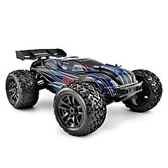 billige Fjernstyrte biler-Radiostyrt Bil JJRC 21101 2.4G Høyhastighet 4WD Driftbil Vogn 1:10 * KM / H Fjernkontroll Oppladbar Elektrisk