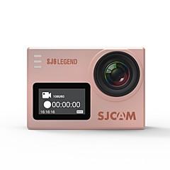 original sjcam sj6 legend 2,0 tommers ltps vise 4k wifi action kamera ntk96660 brikkesett 166 graders fov gyro sensor