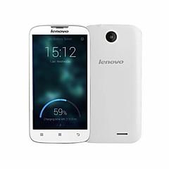 billiga Mobiltelefoner-Lenovo Lenovo A5 5 tum tum 3G smarttelefon (512MB + 4GB 2 mp Annat 2000 mAh mAh) / 854x480 / Quad Core