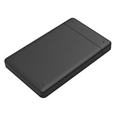 baratos Capas para Disco Rígido-ORICO Gabinete do disco rígido ABS USB 3.0 ORICO 2577U3-BK