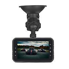 billige -ziqiao jl-a80 3,0 tommer fuld hd 1080p bil dvr bil kamera video registreringsoptager hdr g-sensor dash cam dvrs
