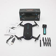 billige Fjernstyrte quadcoptere og multirotorer-RC Drone M9952 4 Kanal 6 Akse 2.4G Med HD-kamera 720P Fjernstyrt quadkopter Fremover bakover Høyde Holding LED Lys En Tast For Retur