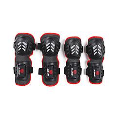 tanie Wyposażenie ochronne-sulaite trustfire ochraniacze na łokcie ochraniacze na kolana motocyklowe ochraniacze unisex dorośli eva pe pasuje na lewą lub prawą