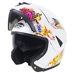 tanie Kaski i maski-Kask otwarty Doroślu Unisex Kask motocyklowy Warownia / Wielofunkcyjny / Ochrona UV
