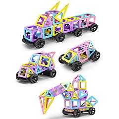 tanie Klocki magnetyczne-Blok magnetyczny / Klocki 488pcs Wojownik Architektura / Pojazdy / Samochód Transformable Classic & Timeless / Chic & Modern Dla chłopców