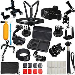 tanie Kamery sportowe i akcesoria GoPro-Action Camera / Kamery sportowe Obuwie turystyczne Regulowana długość Zwijany kabel Odporne na wstrząsy Wielofunkcyjne Dla Action Camera