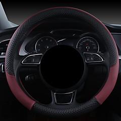 billige Rattovertrekk til bilen-bil ratt deksler (lær) for hyundai alle år verna mistra elantra ix35