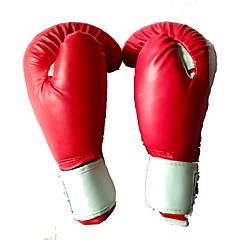 billige Boksing og kampsport-Boksesekkhansker til Boksing Beskyttende Lær 1