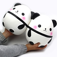 cheap Novelty & Gag Toys-LT.Squishies Squeeze Toy / Sensory Toy Stress Relievers Toy Panda Relieves ADD, ADHD, Anxiety, Autism Office Desk Toys Stress and Anxiety