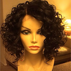 cheap Wigs & Hair Pieces-glueless lace front human hair lace wigs with baby hair 100% brazilian human hair 130% density short lace wigs with bleached knots natural hairline