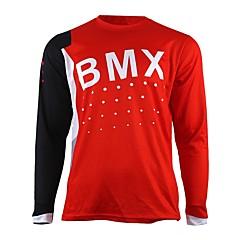 tanie Kurtki motocyklowe-mądrość pozostawia motocykle cross-country koszulka własna rower górski hd downhill koszulka cross jersey outdoor sports koszulka z długim