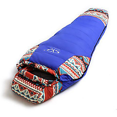 cheap Sleeping Bags & Camp Bedding-Sheng yuan Sleeping Bag Mummy Bag Duck Down -20℃~-15℃~0℃°C Keep Warm Moistureproof/Moisture Permeability Waterproof Windproof Dust Proof