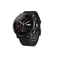 "cheap -Xiaomi Huami Amazfit 2 Smartwatch GPS Heart Rate Monitor 512MB/4GB Waterproof 1.34"" 2.5D Screen Sports Watch Chiness Version"