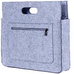 billige Nettbrettetuier&Skjermbeskyttere-Etui Til iPad Mini 4 iPad Mini 3/2/1 iPad 4/3/2 Lommebok Heldekkende etui Helfarge Hard tekstil til