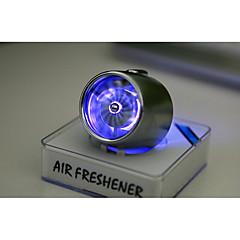 billiga Luftrenare till bilen-bil luftutlopp grill parfym vind driven lätt bil luft luftrenare