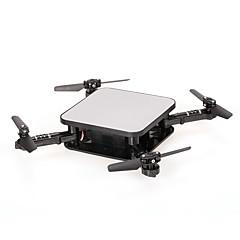 billige Fjernstyrte quadcoptere og multirotorer-RC Drone HYS01 4 Kanal 6 Akse 2.4G Med 0.3MP HD-kamera Fjernstyrt quadkopter Høyde Holding WIFI FPV En Tast For Retur Hodeløs Modus