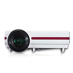 cheap -X1900 LCD Home Theater Projector LED Projector 350 lm Support 720P (1280x720) 50-150 inch Screen / WXGA (1280x800) / ±15°