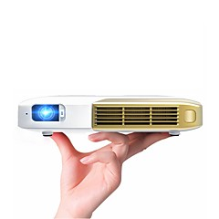 cheap Projectors-Factory OEM G20S DLP Home Theater Projector 2000 lm Android 4.4 Support 4K 30-350 inch Screen