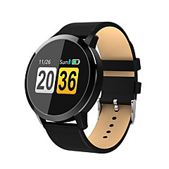 cheap Smartwatches-Q8 Smartwatch Android iOS Bluetooth Heart Rate Monitor APP Control Calories Burned Exercise Record Pedometer Call Reminder Sleep Tracker Sedentary Reminder Find My Device / Alarm Clock / NRF51822
