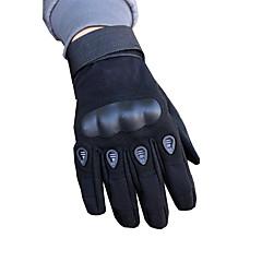 voordelige -Lange Vinger Unisex Motorhandschoenen Hiilikuitu Vezel Draagbaar Anti-slip Ademend