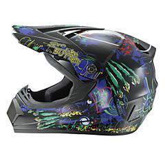お買い得  オートバイ用ヘルメット-オフロードバイクレーシングヘルメットオオカミdewclawフルフェーススピードレーシング耐久性のあるモータースポーツヘルメット