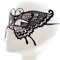 billige Originale moroleker-Haloween-masker Halloween Utstyr Halloween Tilbehør comfy utsøkt sexy Lady Sommerfugl Tema Ferie Klassisk Tema Eventyr Tema Romantik