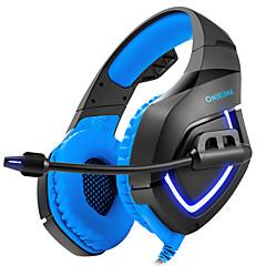 tanie PS4: akcesoria-K1B Przewodowy / a Słuchawki Na PS4,ABS Słuchawki All-In-1 USB 2.0 220cm