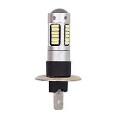 billige Tåkelys til bil-1 Deler H1 Bil Elpærer 15W SMD LED 1200lm 30 LED Tåkelys For Universell Alle Modeller Alle år