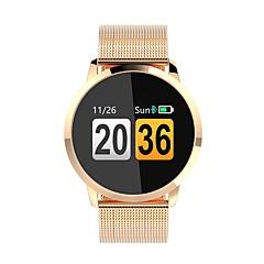 tanie Inteligentne zegarki-Q8 Inteligentny zegarek Android iOS Bluetooth Pulsometry Kontrola APP Spalonych kalorii Rejestr ćwiczeń Powiadamianie o połączeniu telefonicznym Krokomierz Powiadamianie o połączeniu telefonicznym