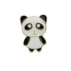 billige Motebrosjer-Nåler - Panda Grunnleggende, Mote Brosje Svart Til Daglig / Stevnemøte