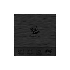 billige TV-bokser-Beelink BT3pro Linux Microsoft Windows 10 TV-boks Intel Atom x5-Z8350 Processor  (2M Cache, up to 1.92 GHz) 4GB RAM 32GB ROM Kvadro-Kjerne