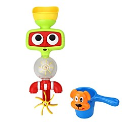 cheap Toys & Games-Bath Toy Toys Parent-Child Interaction Plastic Shell Family Lovely 1pcs Pieces Gift