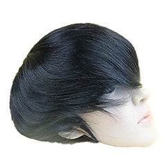 cheap Wigs & Hair Pieces-Men's Remy Human Hair Toupees Full Lace Swiss lace or French lace men Toupee Replacement Systems Mono Lace And Pu Poly Around Natural Color Hair Toupee Mens Hair Piece Stock