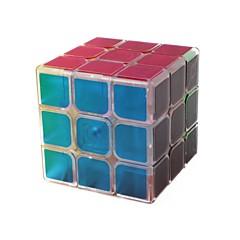 tanie Kostki Rubika-Kostka Rubika 1 SZT QI YI D0907 Tęczowa kostka 3*3*3 Gładka Prędkość Cube Magiczne kostki Puzzle Cube Błyszczące Moda Prezent Dla obu płci