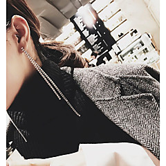 Drop Earrings - Fashion Silver For Daily Date