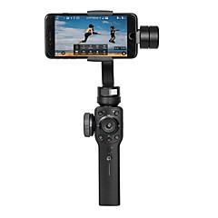 billiga Ljud och bild för hemmet-zhiyun slät 4 3-axels handhållen gimbal bärbar stabilisator kamera mount för smartphone iphone action kamera