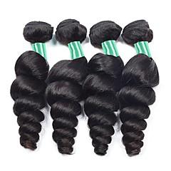 4 Bundles Brazilian Hair Wavy 8A Human Hair Natural Color Hair Weaves   Hair  Bulk Human Hair Extensions Natural Color Human Hair Weaves Best Quality Hot  ... 1cc7aaf9af