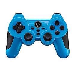 رخيصةأون -BTP-2163X سلكي مضبط لعبة من أجل سوني PS3 / PC ، اهتزاز مضبط لعبة ABS 1 pcs وحدة