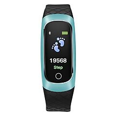tanie Inteligentne zegarki-Inteligentne Bransoletka CB609 na Android iOS Bluetooth Pulsometry Pomiar ciśnienia krwi Długi czas czuwania Rejestr ćwiczeń Krokomierze Krokomierz Powiadamianie o połączeniu telefonicznym / Budzik
