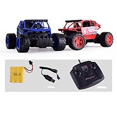 billige Fjernstyrte biler-Radiostyrt Bil 1 Kanal 2.4G Buggy (Off- Road) / Bil / Monster Truck Bigfoot 1:16 Børsteløs Elektrisk 10 km/h KM / H