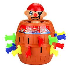 billiga Leksaker och spel-骐骏(KYLINSPORT) Skämt och spratt Mini Klassisk Rolig / Föräldra-Barninteraktion ABS + PC 1pcs Stadsjeep Tonåring Alla Present