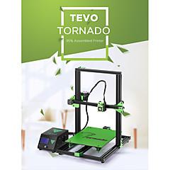 preiswerte Werkzeug & Ausrüstung-tevo® tornado diy 3d drucker kit 300 * 300 * 400mm große druck größe 1,75mm 0,4mm düse unterstützung off-line druck - 110 v